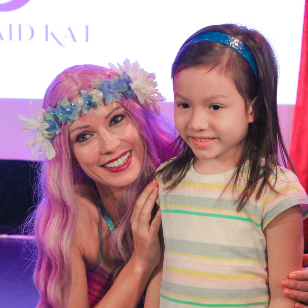 Kindergeburtstag als Prinzessin