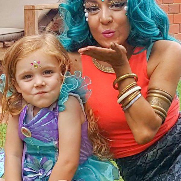 Prinzessinnengeburtstag - Kindergeburtstagsfeiern