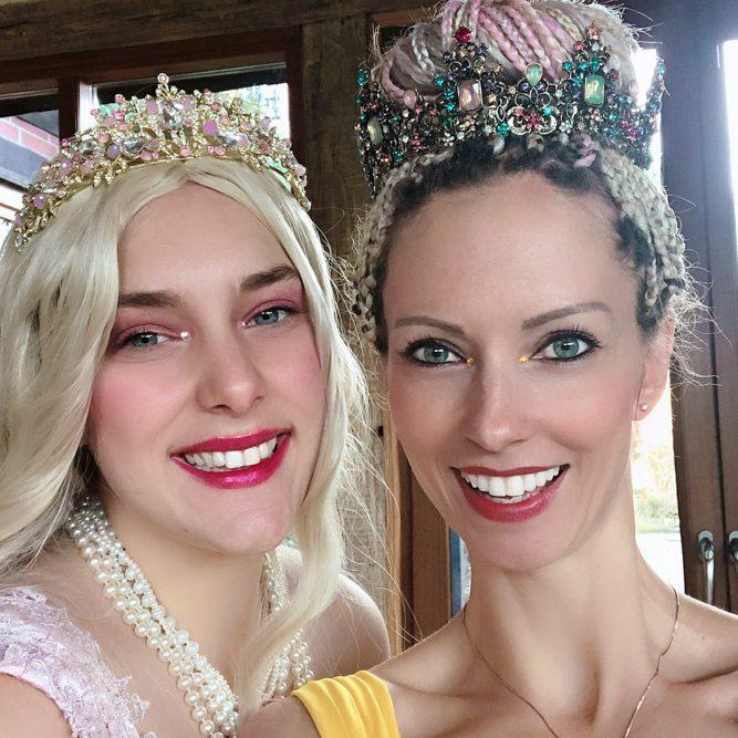 Prinzessinnenfeiern für Geburtstage bei Hildesheim