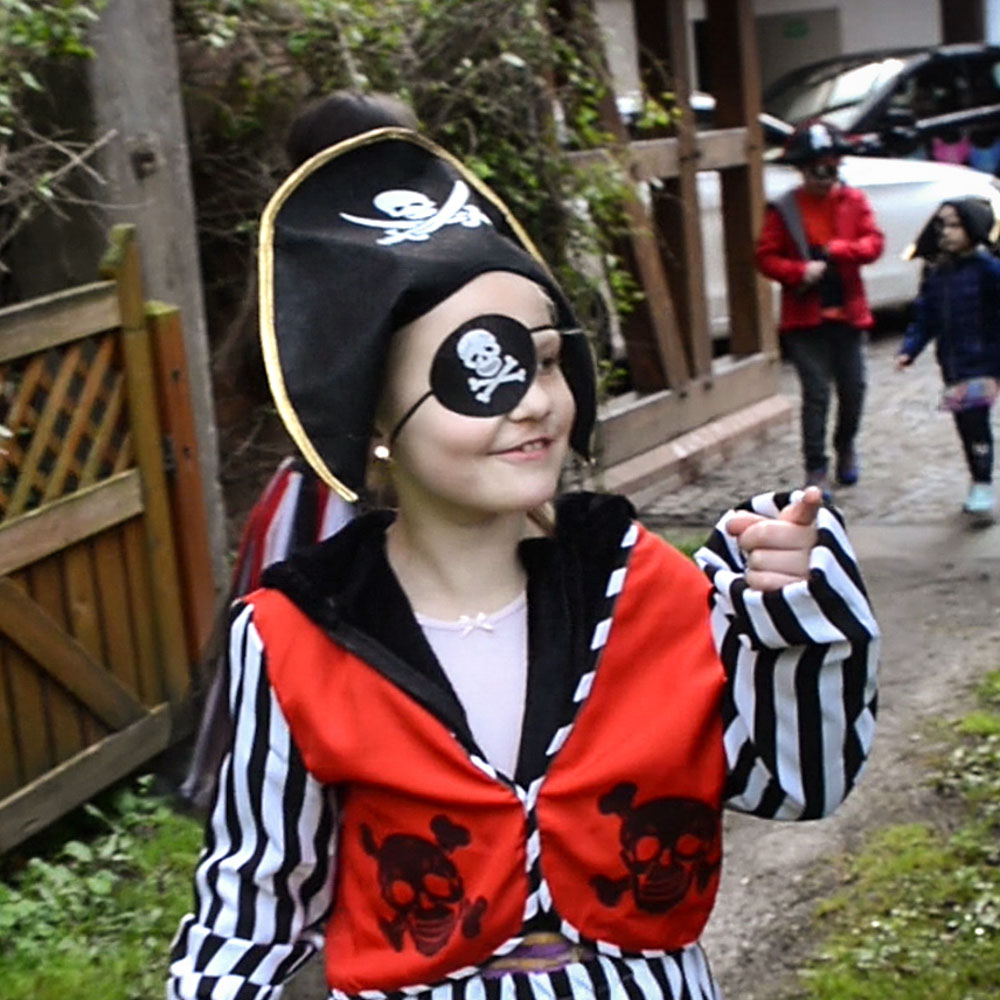 Piratenparty für Kinder