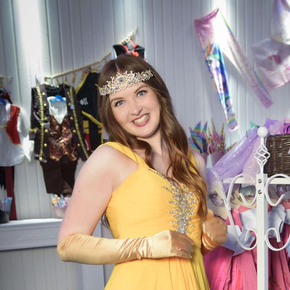 Prinzessinnengeburtstag bei Hannover