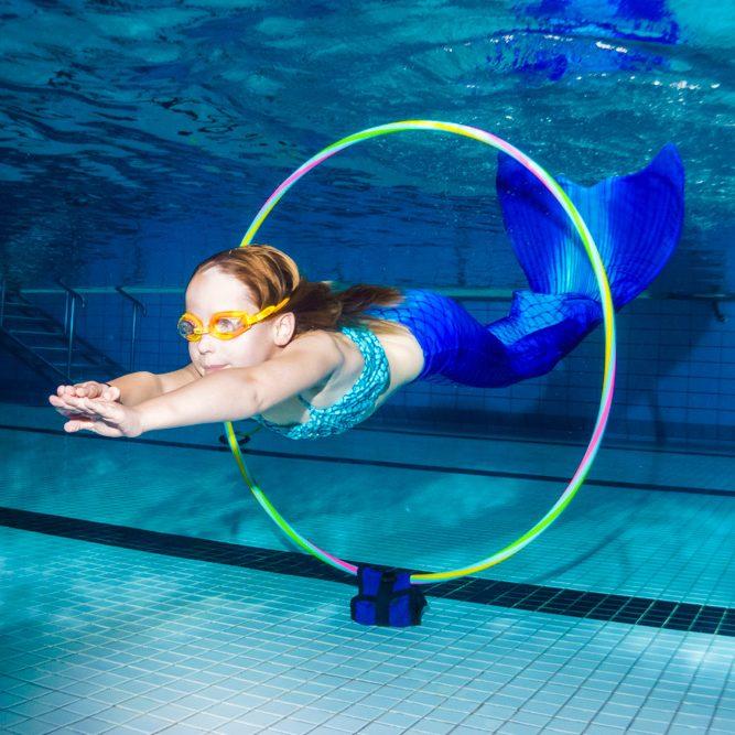 Meerjungfrauenschwimmen in Hildesheim Himmelsthür und Sarstedt