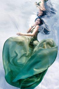 Unterwasser-Model-Kurs in Hannover - Mermaid Kat