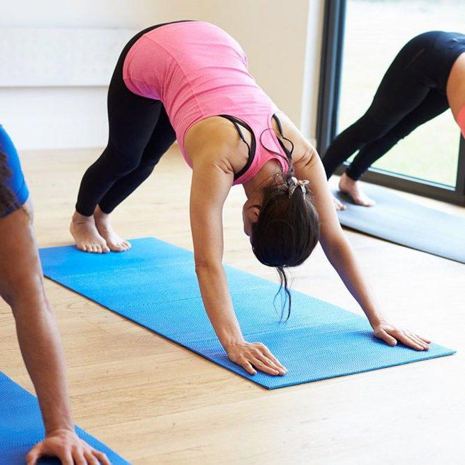 Wirbelsäulengymnastik - Rückenschule in Hohenhameln